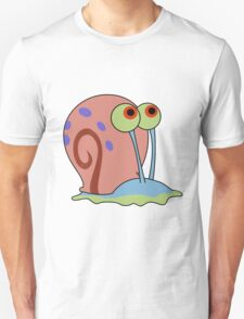 gary the snail Unisex T-Shirt