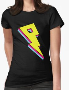 Proximity logo Womens Fitted T-Shirt