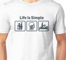 Funny Rude Shark Fishing T Shirt Unisex T-Shirt