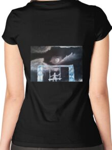 Angry Inner Child Women's Fitted Scoop T-Shirt