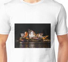 Sydney Vivid 9 Wiradjuri Man Unisex T-Shirt