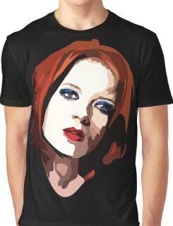 Shirley Manson Graphic T-Shirt