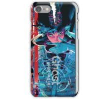 Ghost In The Shell Poster iPhone Case/Skin