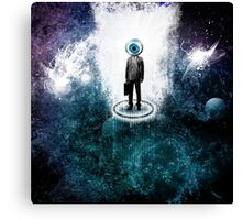 UFO 10 Canvas Print