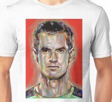 Andy Murray - Olympic Champion Unisex T-Shirt