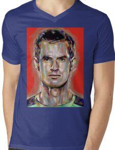 Andy Murray - Olympic Champion Mens V-Neck T-Shirt
