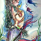 Love and Happiness in the Sea by Robin Pushe'e
