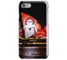 Sydney Vivid 11 Wiradjuri Man 2 iPhone Case/Skin