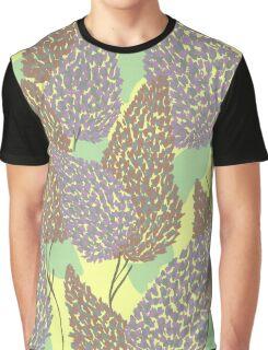 Lilacs Graphic T-Shirt