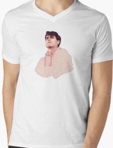 Tokugawa Mens V-Neck T-Shirt