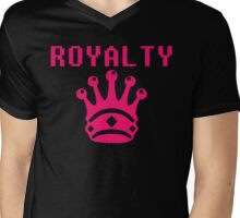 ROYALTY Mens V-Neck T-Shirt