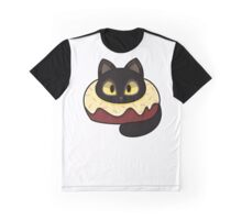 Chantilly Tiffany Donut Cat Graphic T-Shirt