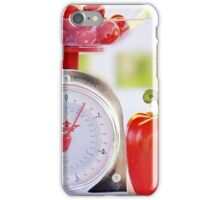 Red Pepper Scale iPhone Case/Skin
