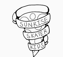 Sunrise Skater Kids Unisex T-Shirt