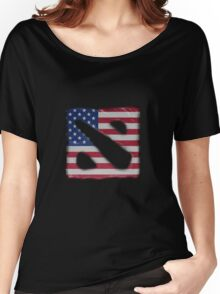 American Dota Women's Relaxed Fit T-Shirt