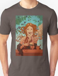 My coffee muse Unisex T-Shirt
