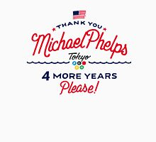 michael phelps is awesome Unisex T-Shirt