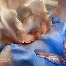 Iris - Goddess Of Earth & Sky by Carol  Cavalaris