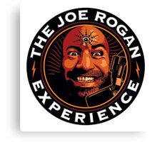 joe rogan - experience Canvas Print