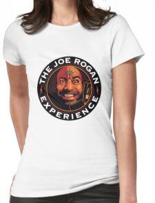 joe rogan - experience Womens Fitted T-Shirt