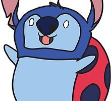Catbug stitch by IlseS