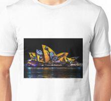 Sydney Vivid 16 Tortoise Unisex T-Shirt