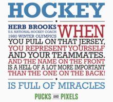 Beautiful Hockey 04 Kids Clothes