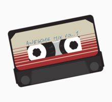 Awesome Mix Vol. 1 / Guardians of the Galaxy T-Shirt