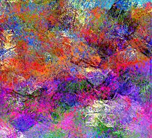 1064 Abstract Thought by chownb