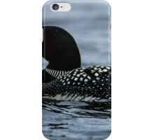 Common Loon iPhone Case/Skin
