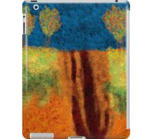 0113 Abstract Landscape iPad Case/Skin