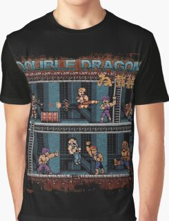 Double Dragon Graphic T-Shirt