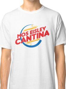 MOS EISLEY CANTINA FAST FOOD T-SHIRT #2 Classic T-Shirt