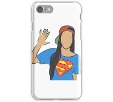 Superwoman a.k.a. Lilly Singh iPhone Case/Skin