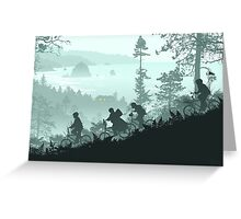 Goonies Never Say Die Greeting Card