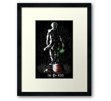 The 12th Rises Framed Print