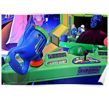Buzz Lightyear Space Ranger Spin Gun Poster