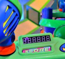 Buzz Lightyear Space Ranger Spin Gun Sticker