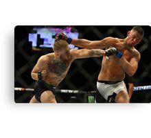 Conor McGregor vs. Nate Diaz UFC 202 | 2016 Canvas Print