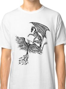Dragon Fighting 578 Classic T-Shirt