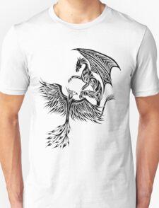 Dragon Fighting 578 Unisex T-Shirt