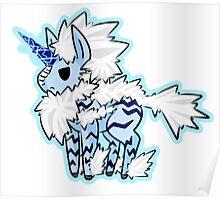 Kirin Monster Hunter Fanart Chibi Poster