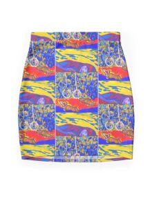 Whisper Mini Skirt