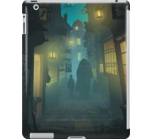 Diagon Alley iPad Case/Skin