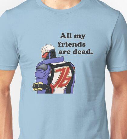 Jacky Boy Unisex T-Shirt