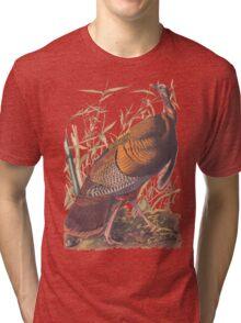 Audubon Wild Turkey Tri-blend T-Shirt