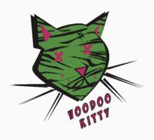VooDoo Kitty One Piece - Short Sleeve