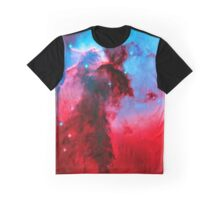 Eagle Nebula Spire Graphic T-Shirt