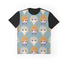 JoshNeku Pattern Graphic T-Shirt