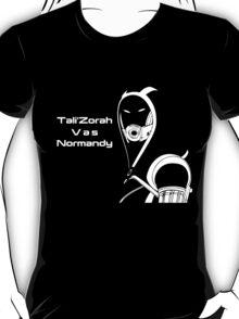 Tali'Zorah Vas Normandy T-Shirt